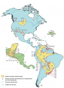 Transboundary Aquifers in the Americas