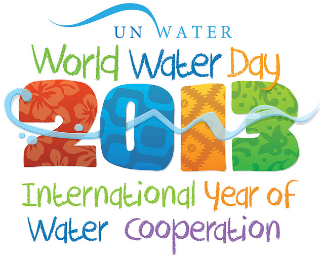UN World Water Day 3012